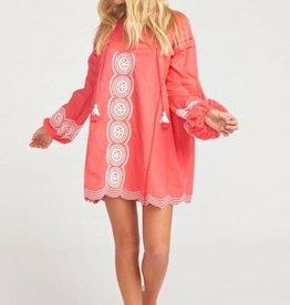 Show Me Your Mumu Show Me Your Mumu Claudine Tunic Dress