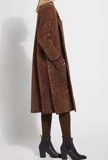 Lysse Lysse Garnet Chevron Sweater Coat