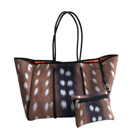 Parker & Hyde Parker & Hyde Axis Neoprene Tote