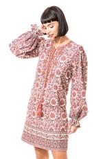 bella tu bella tu Agnes Rose Floral Dress