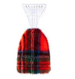 "Fabulous Furs Fabulous Furs 14"" Faux Fur Ice Scraper"