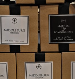 Chloe's of Middleburg Custom Designed Middleburg Candle