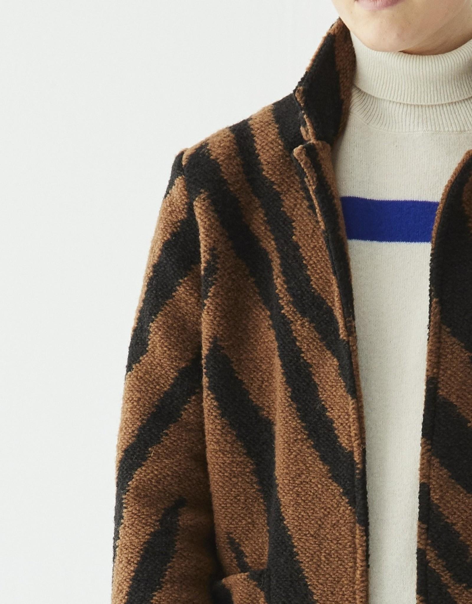 VilaGallo VilaGallo Dora Zebra Pattern Jacket