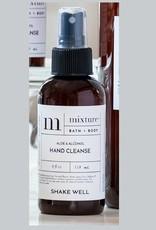 Mixture Mixture Aloe & Alcohol (75%) Hand Cleanse