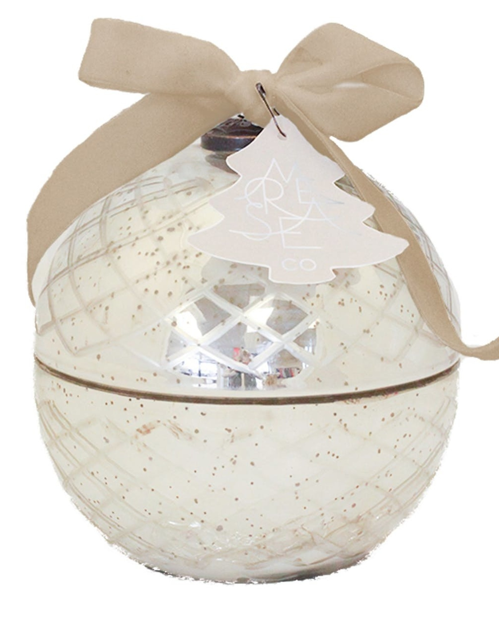 Mersea Mer-Sea Retro Ornament Candle 14 oz