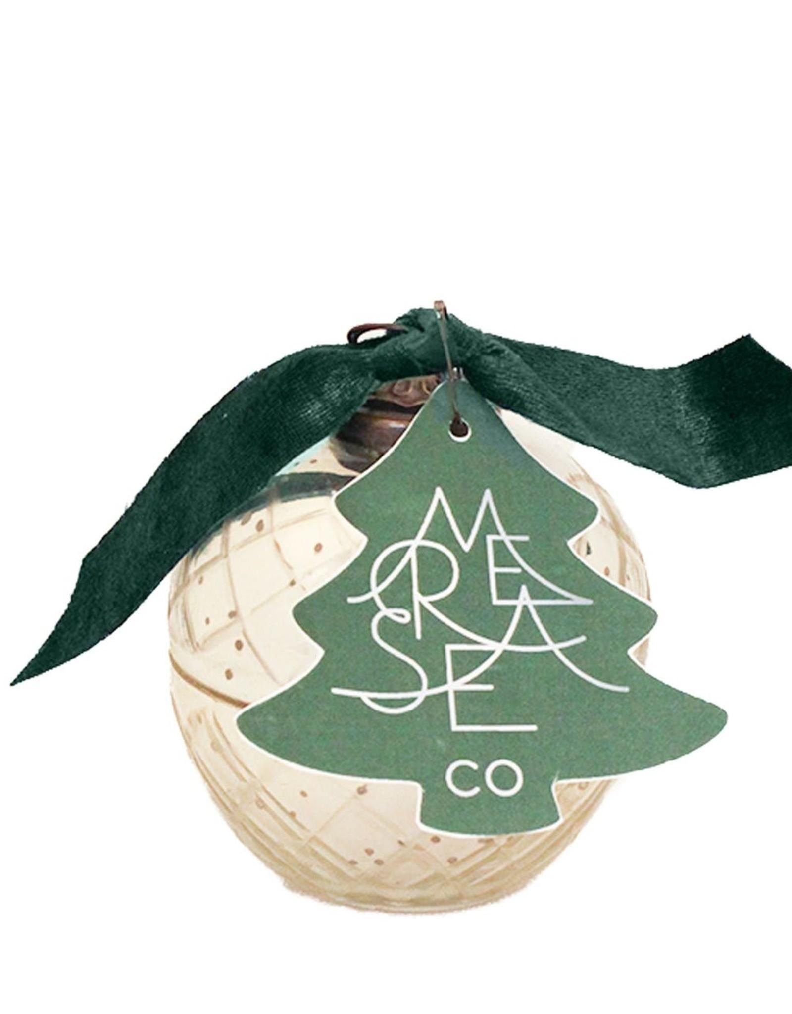 Mersea Mer-Sea Retro Ornament Candle 2oz