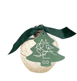 Mersea Mer-Sea Retro Ornament Candle 2oz