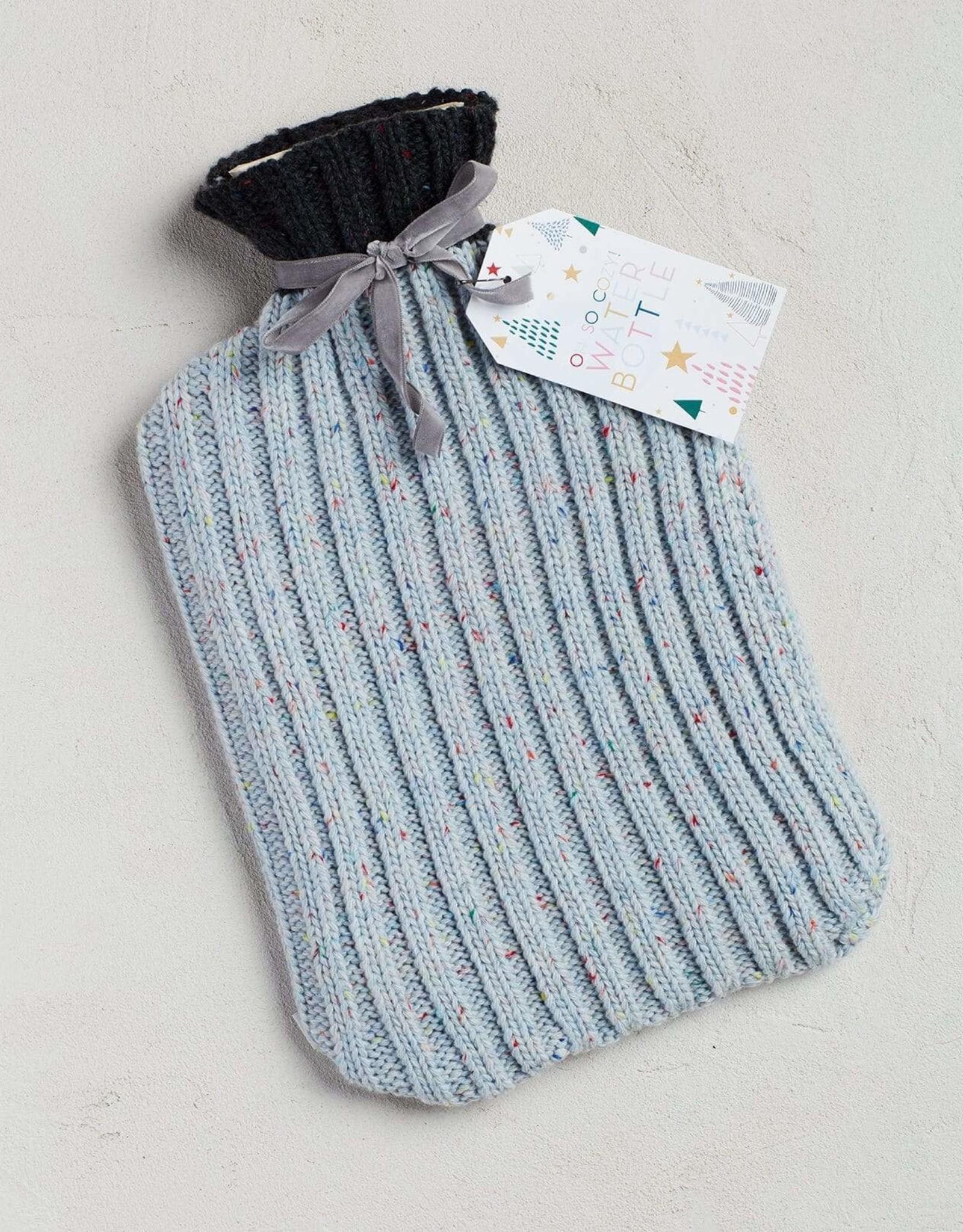 Mersea Mer-Sea Cozy Knit Hot Water Bottle