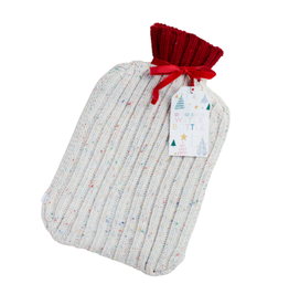 Mersea Mer-Sea Cozy Knit Hot Water Bottle