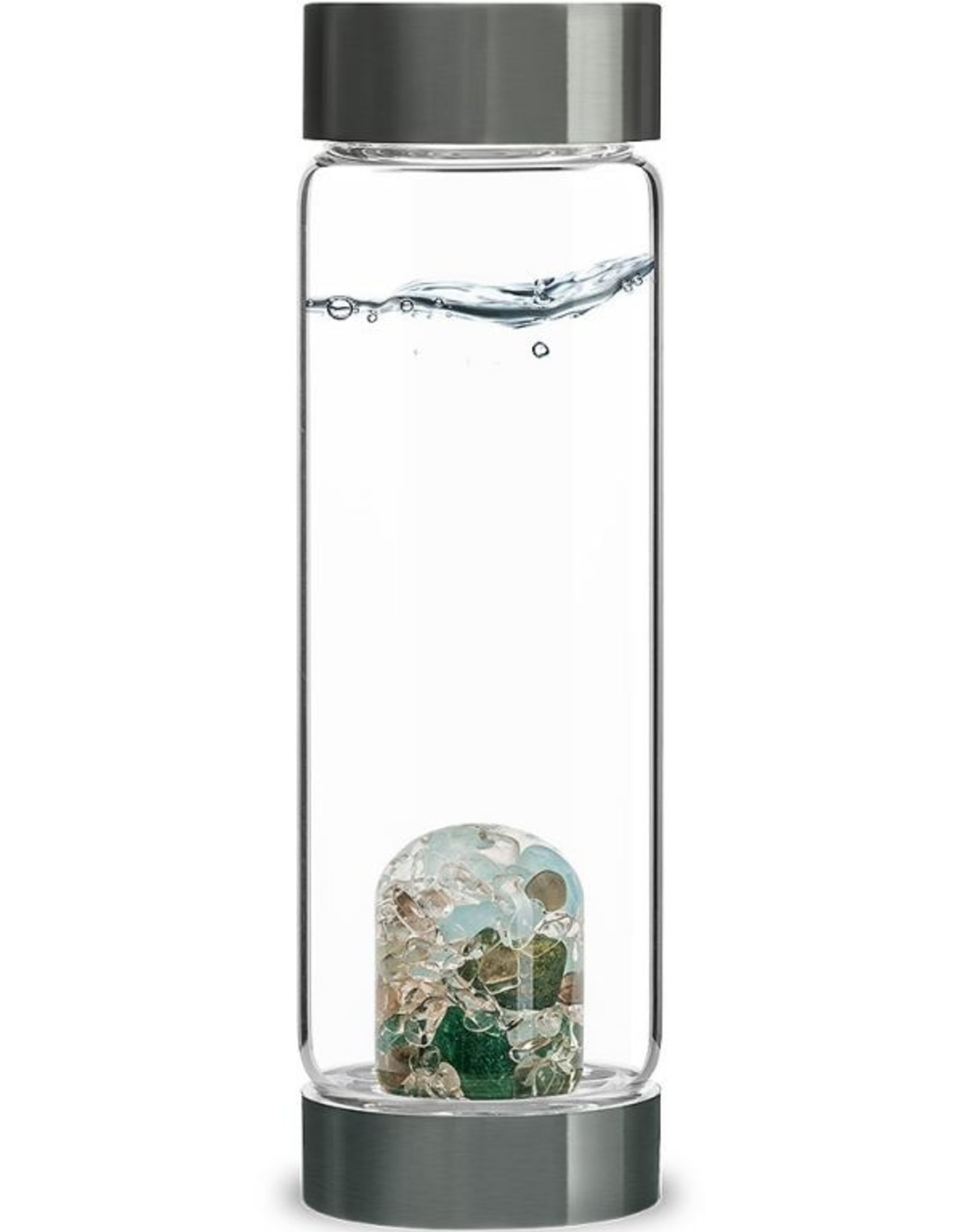 Gem Water Gem-Water FOREVER YOUNG Water Bottle by VitaJuwel
