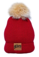 Get Furry Get Furry Beanie with Pom Pom (Choice)