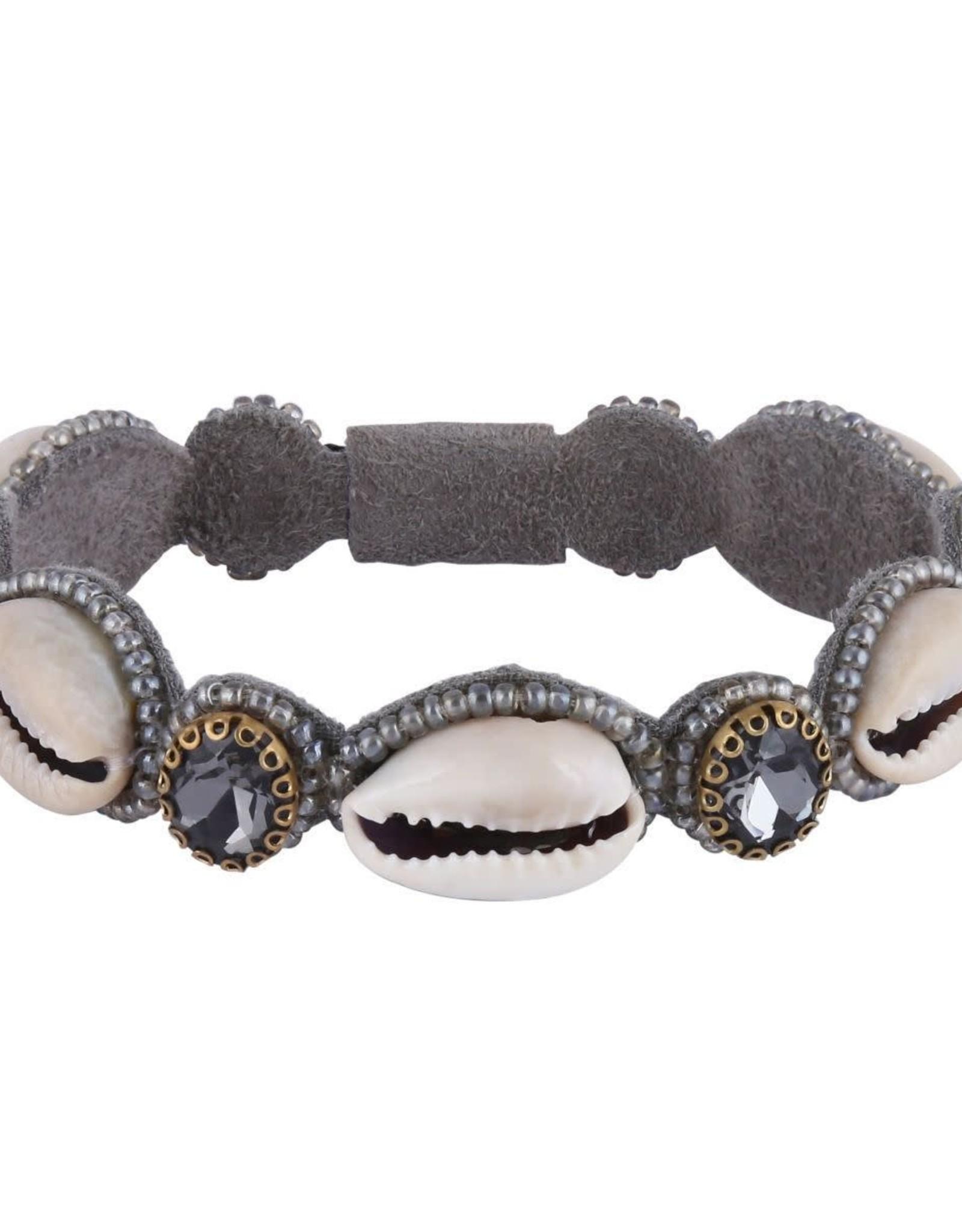 Deepa Gurnani Deepa Gurnani Kaia Cowrie Shell Bracelet