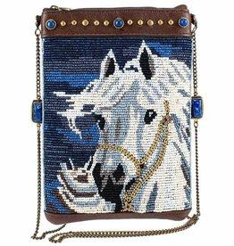 Mary Frances Mary Frances Mini Crossbody Horse Play