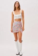 For Love and Lemons For Love and Lemons Gilles Mini Skirt