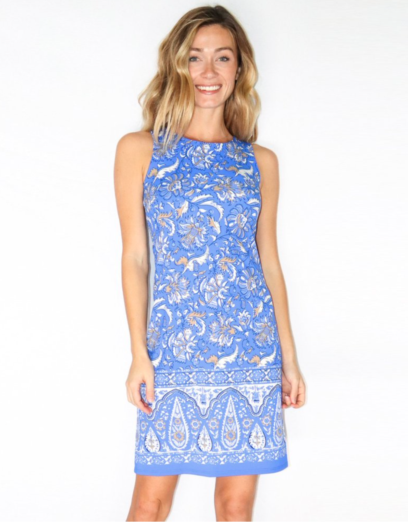 Jude Connally Jude Connally Beth Sleeveless Dress