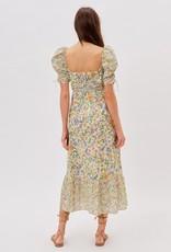 For Love and Lemons For Love and Lemons Riley  Midi Dress