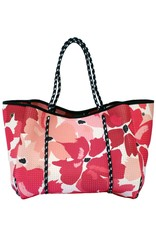 PopUps Everyday Tote Bag Tropical Flower Bomb
