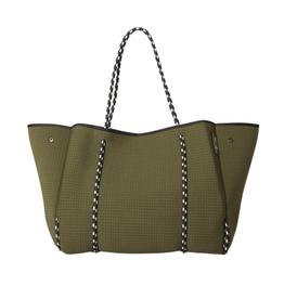 PopUps Everyday Tote Bag Safari Green