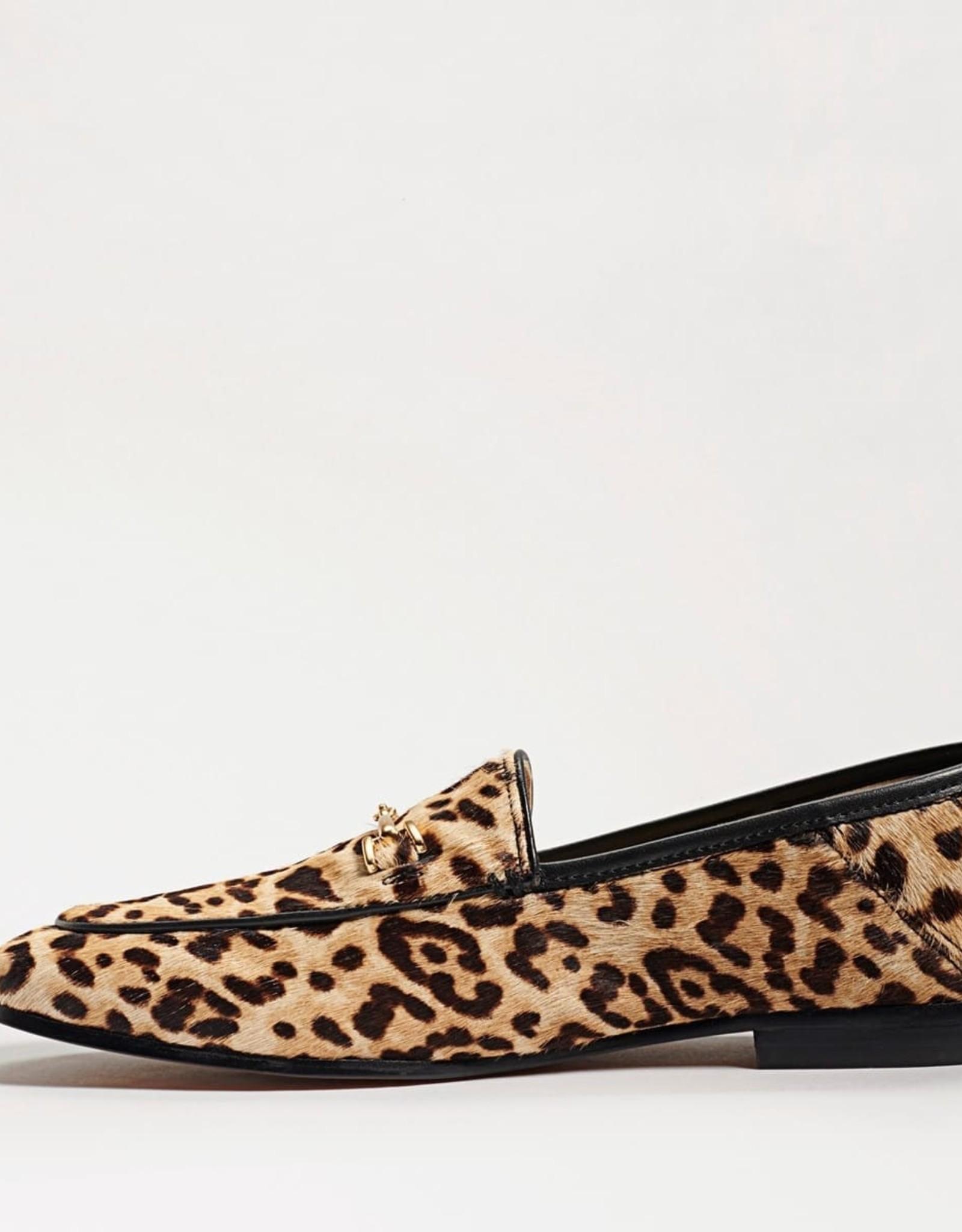 Sam Edelman Sam Edelman Loraine Bit Loafer in Sand Leopard
