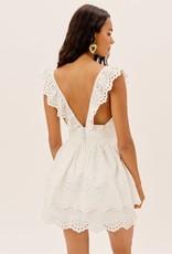 For Love and Lemons For Love and Lemons Serena Eyelet Dress