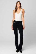 BlankNYC BlankNYC Tuxedo Zipper Pant BLACK