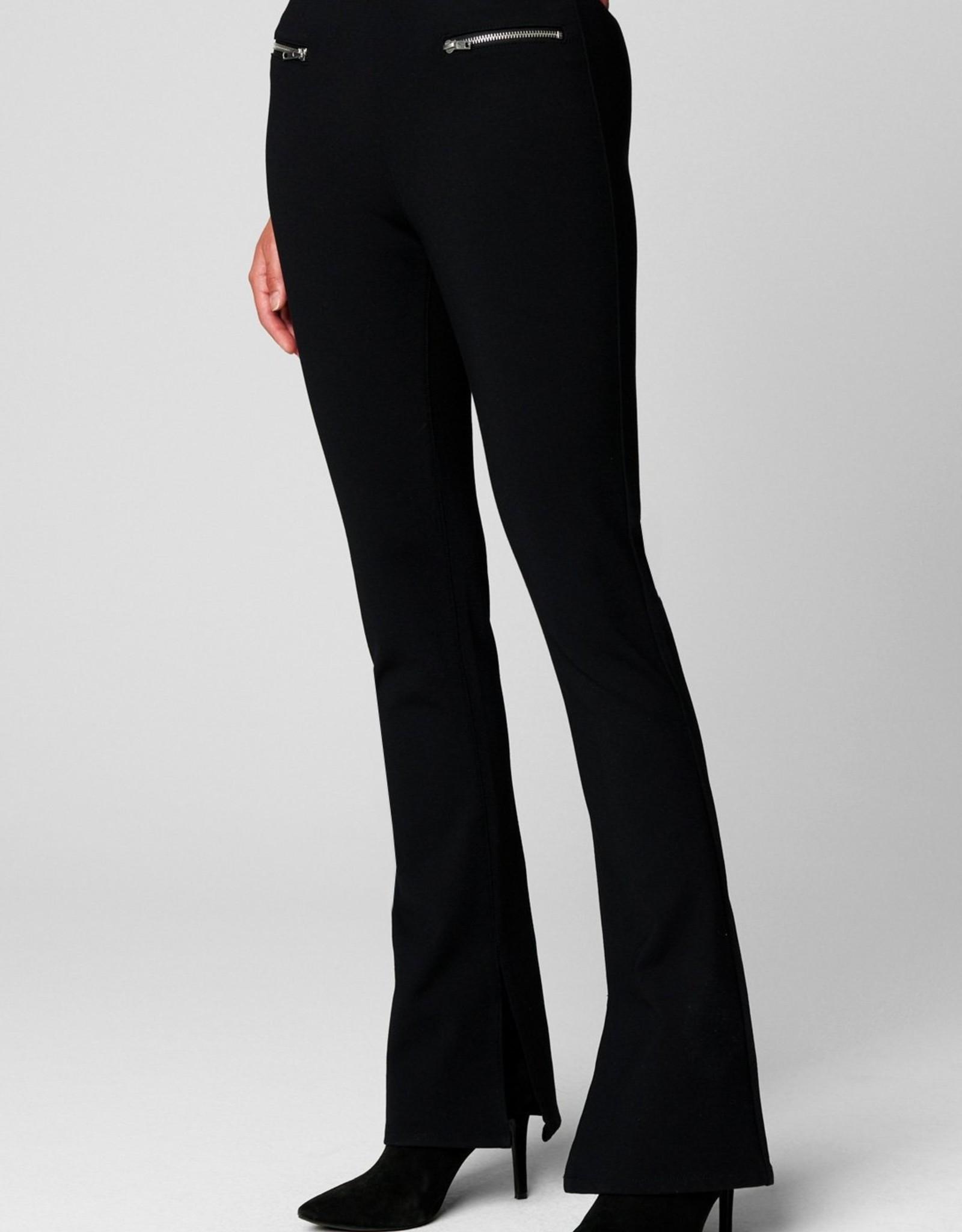 BlankNYC BlankNYC Tuxedo Mini Boot Pant BLACK