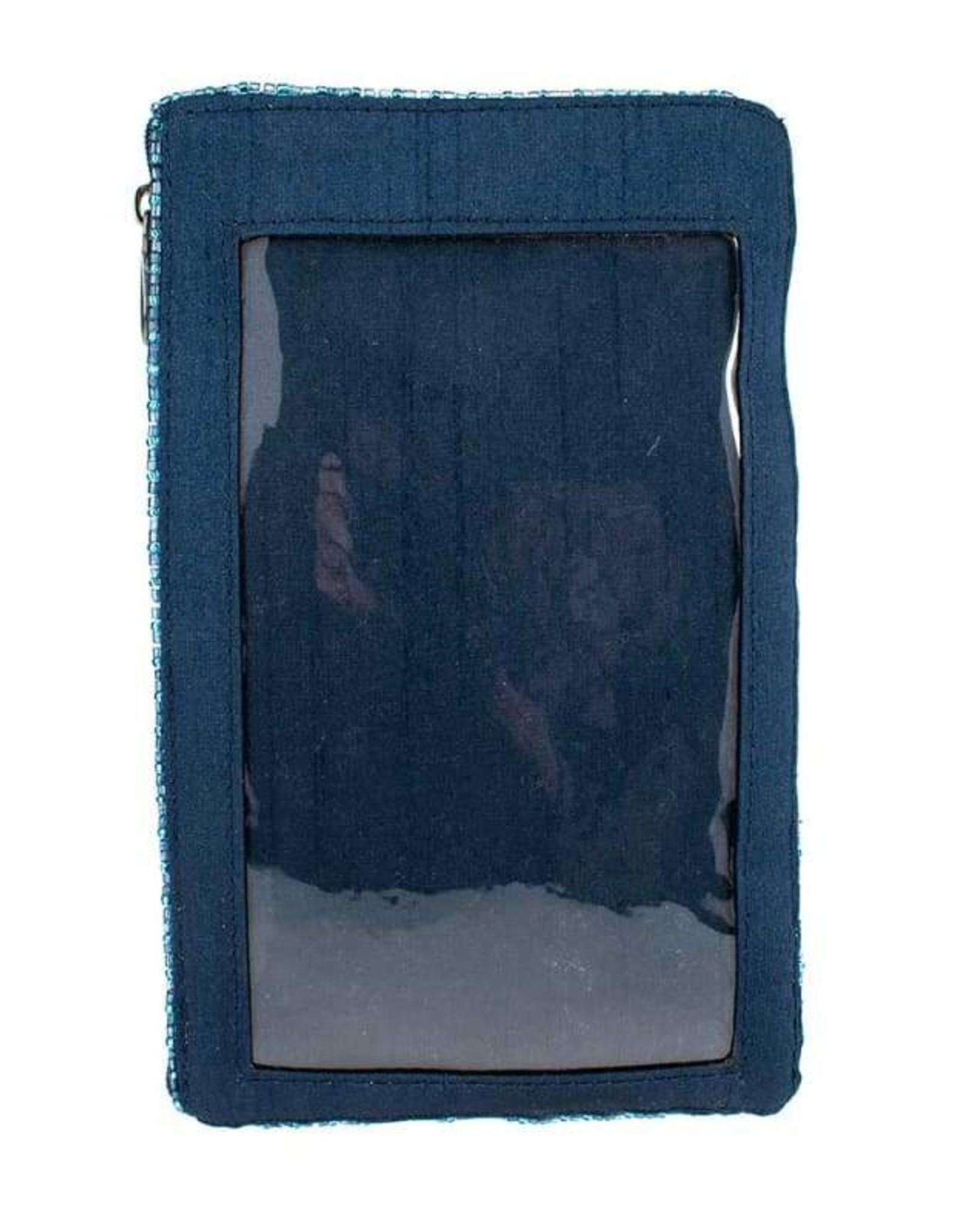Mary Frances Mary Frances Phone Crossbody Bag CELESTIAL