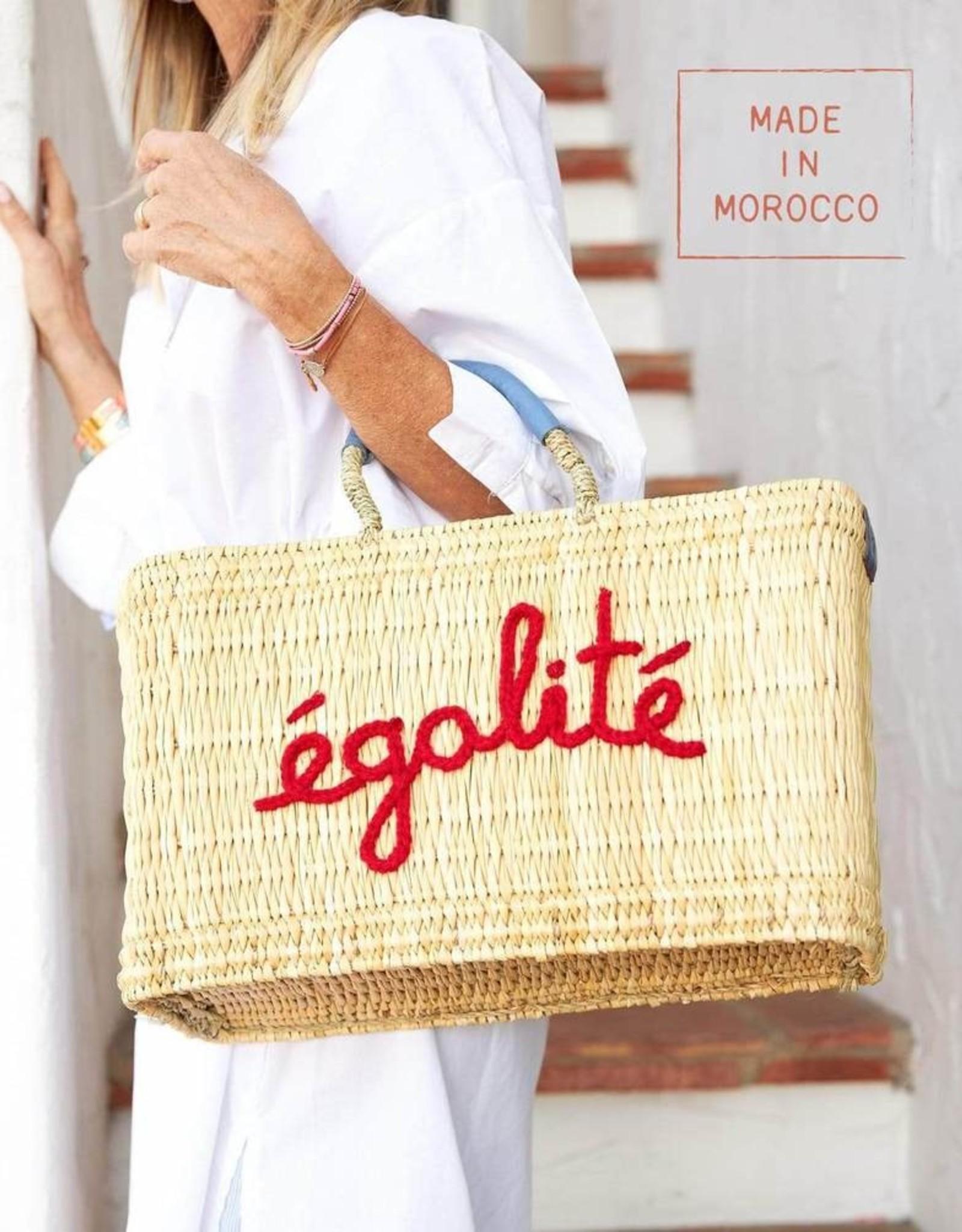 Mersea Mersea Medina Market Basket EGALITE