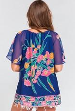 Show Me Your Mumu Show Me Your Mumu Cait Tassel Tunic - Bouquet Bundle