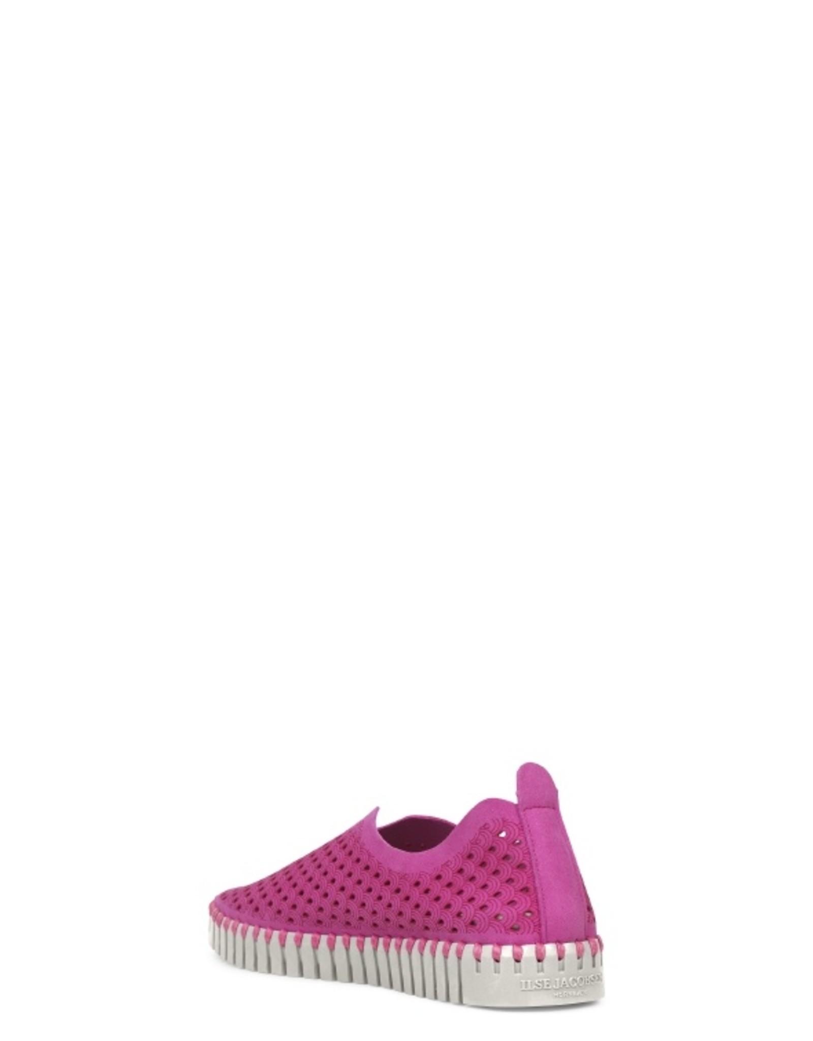 Ilse Jacobsen Ilse Jacobsen Tulip Slip on Flats in Rose Violet