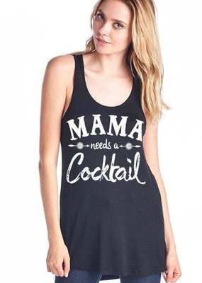CB clothing Mama needs a cocktail
