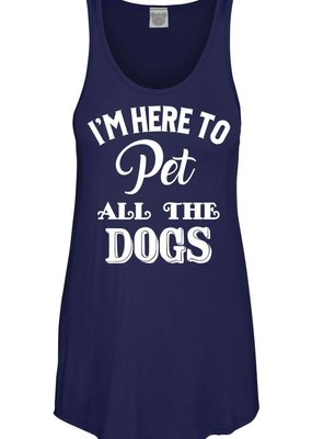 CB clothing I'm here to pet all the dogs