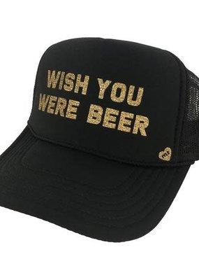 Mother trucker Wish you were beer