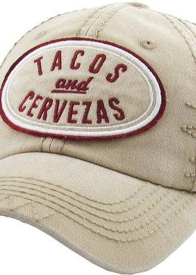 Tacos and Cervezas Hat