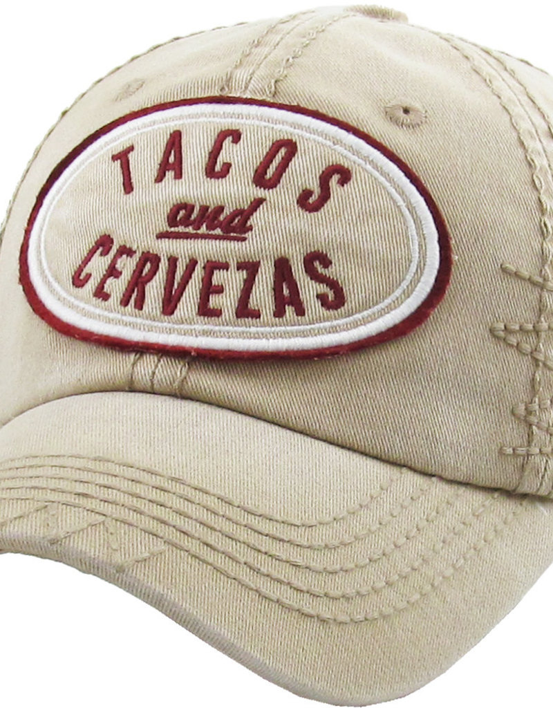 Tacos and Cervezas Hat