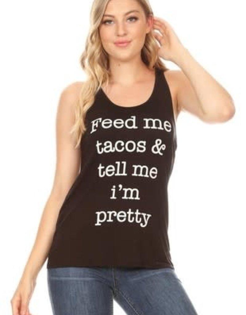 Feed Me Tacos Tank