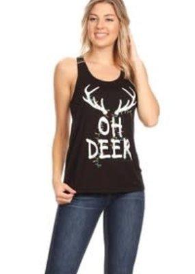 Oh Deer Tank
