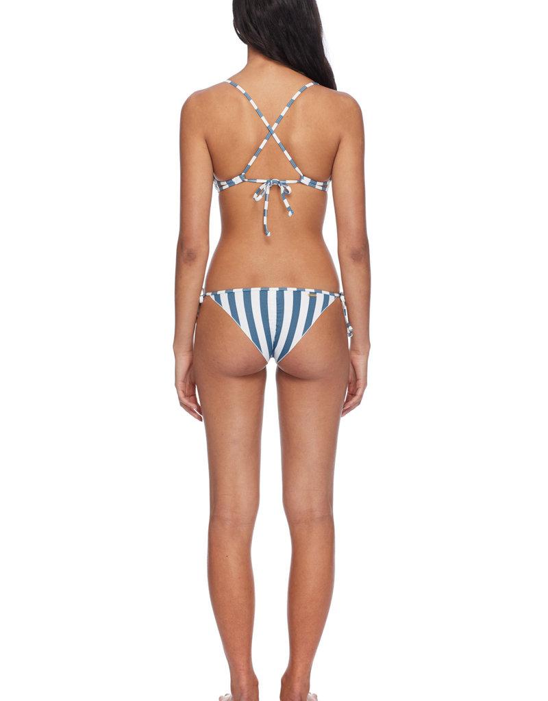 Tiki stripe brazilian tie side bottom