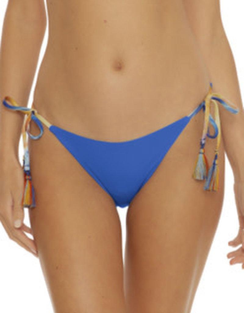 Tie side- reversible basic bottom