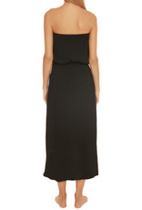 Ponza strapless dress