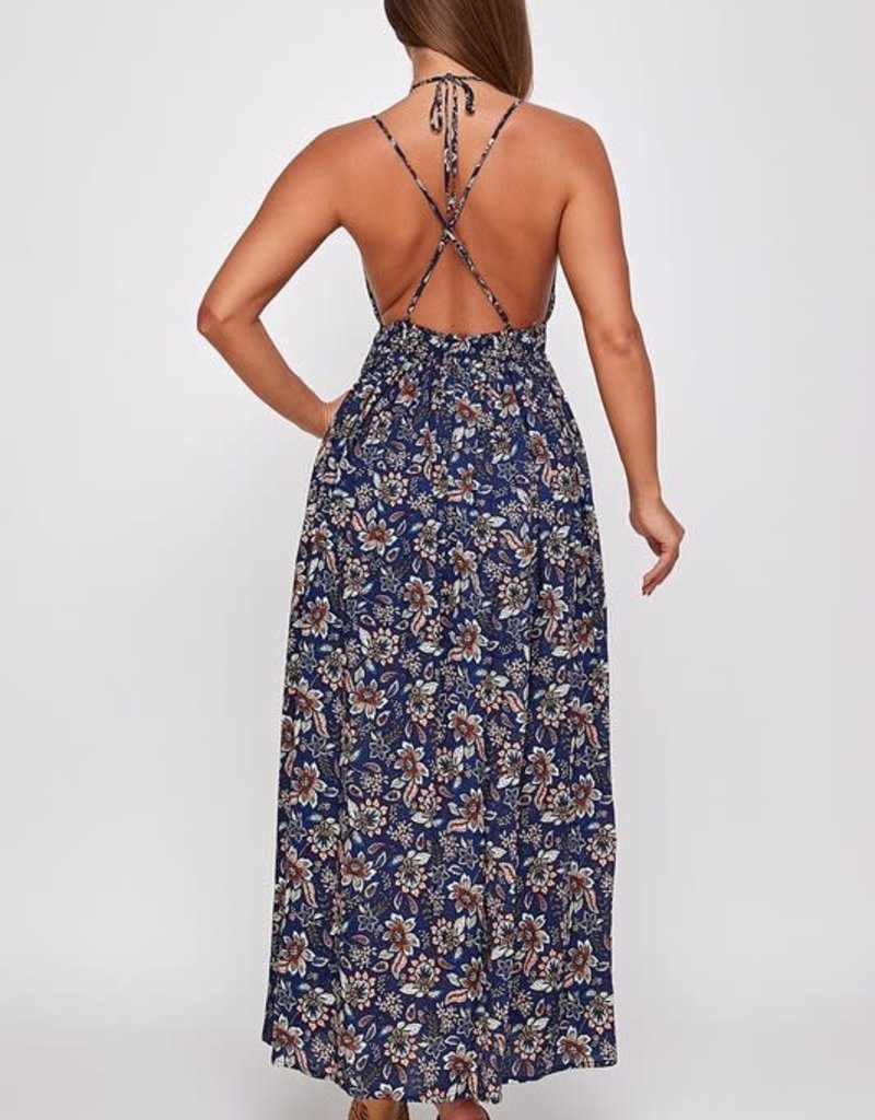 Blush Cami maxi dress