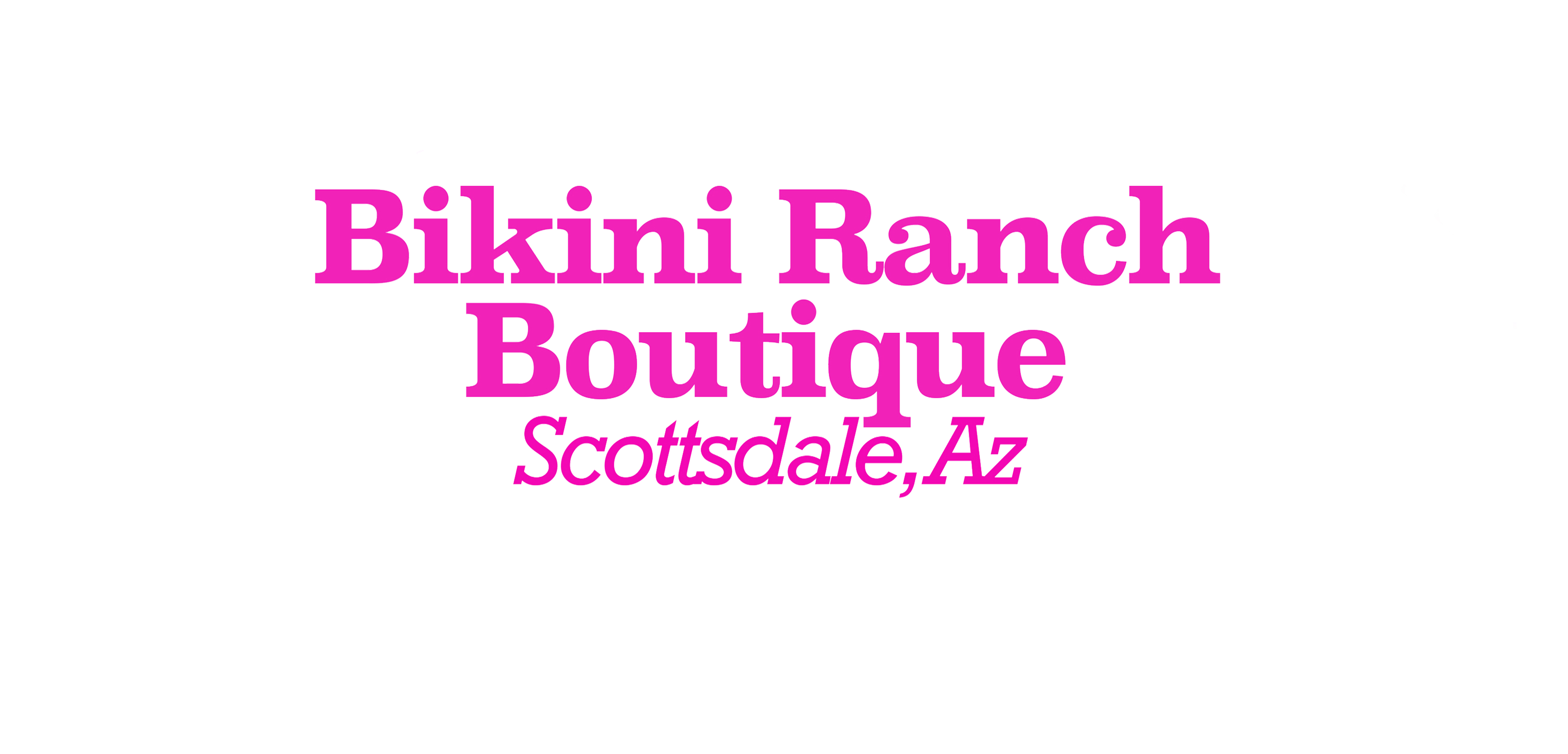 Bikini Ranch Boutique