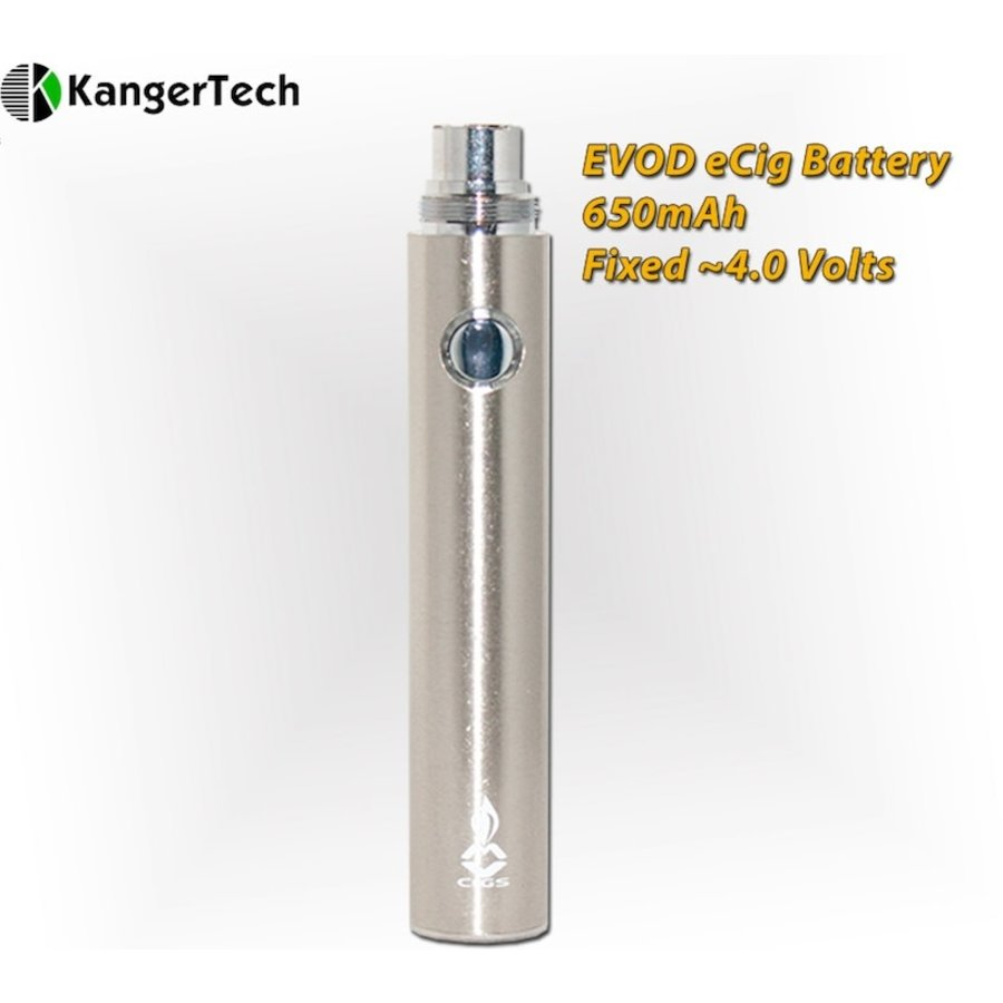 EVOD Manual Battery 650mah