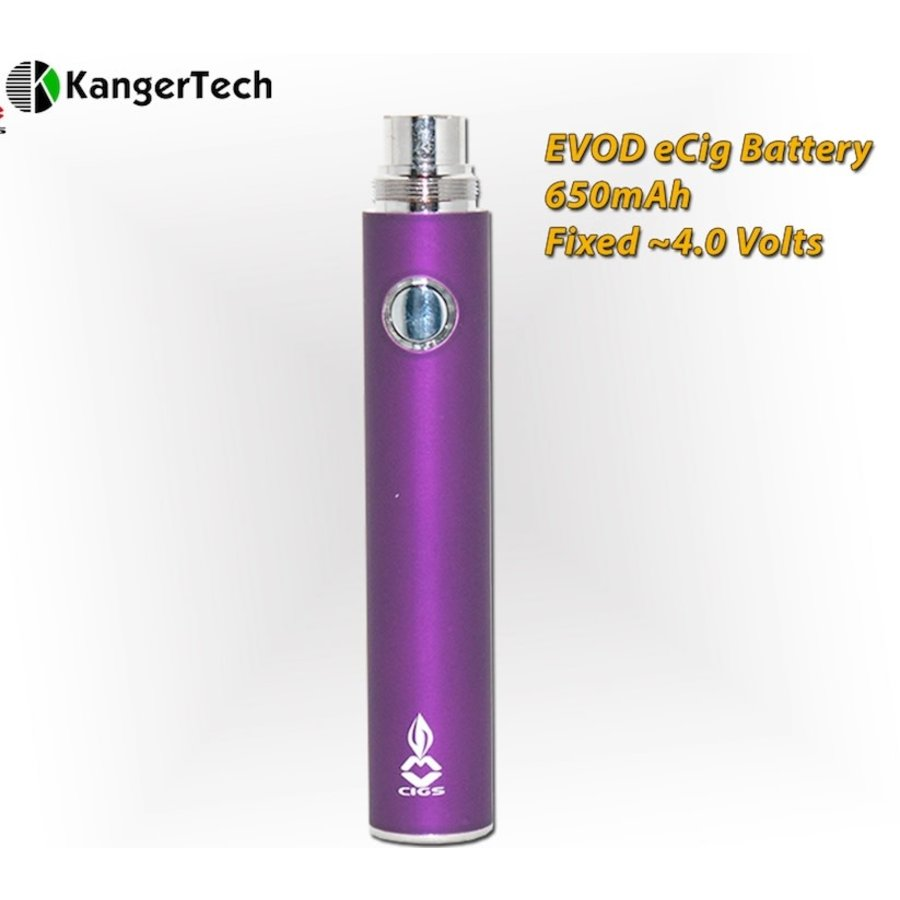 EVOD Manual Battery 650mah
