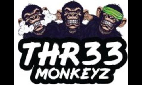 THR33 MONKEYZ