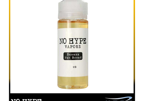 NO HYPE Banana Nut Bread 120ml