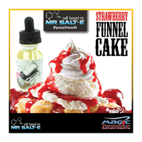 Strawberry Funnel Cake 30ml