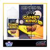Candy King Peachy Rings 100ml