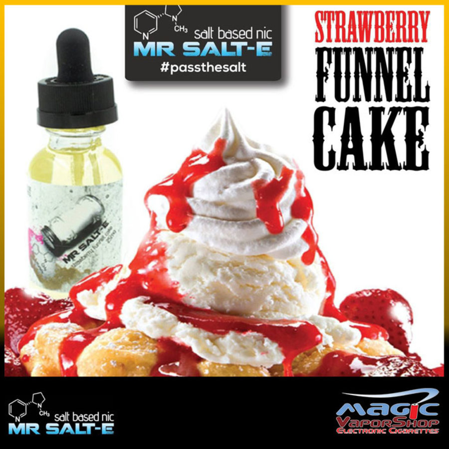 Strawberry Funnel Cake 30ml 45mg