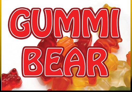 Pink Spot Gummi Bear 30ml